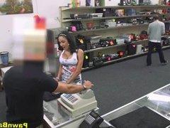 Big Titty Latina Bangs For Extra Cash