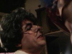 Classic pornstar gets fucked hardcore