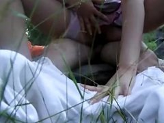Sexy milf in the woods 1fuckdatecom