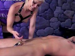 femdom strapon sex