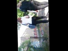 1fuckdatecom Redhead in tigh jeans