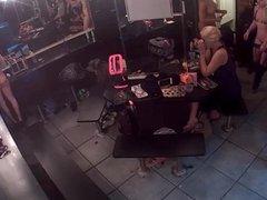 Strip club dressing room camera 1fuckdatecom