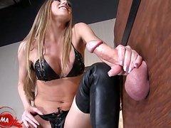 Cute girlfriend ass sex