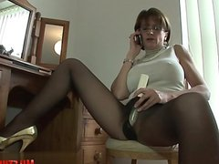 Hot secretary titty fuck