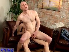 Gay sex men grinding cocks Tony ends