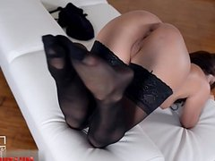 Hot sister doggystyle pov