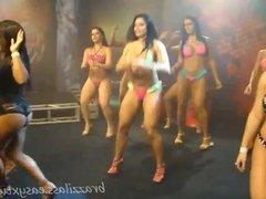 Big asses hot Latinas