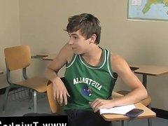 Young teen boy hand jobs Ashton Rush and