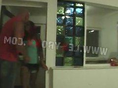 dates25com German redhead teen banged by tv