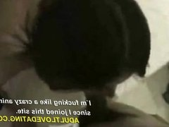 Latina has anal sex with cum in mouth from AD
