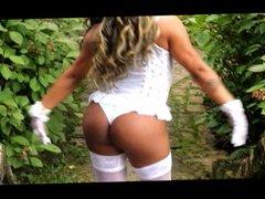 Thayla Santos / Thayla Ashley - Making Of