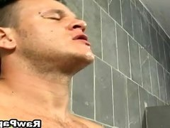 Latin On Latin Gay Hardcore Barebacking Scene