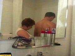Busty wife anal orgasm