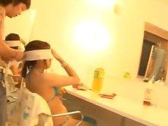 Asian group porn with sleazyMahiru Tsubaki