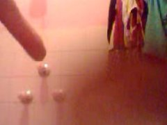 Asian spied in the shower dates25com