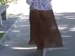 Skirt no panties milf dates25com