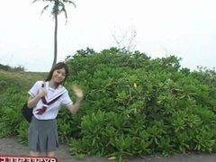 Aino Kishi lovely japanese