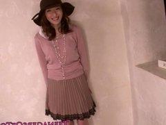 Japanese teen bukkaked