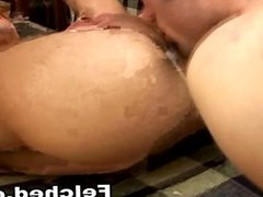 Felched Gay Hot Anal Sex