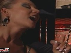 Glamour pussy dirty anal