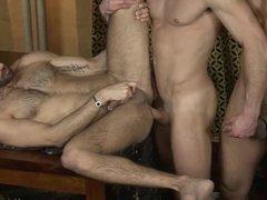 James Castle,Lucas Fox & Alejandro Dumas fuck