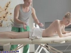 Incredibly hot boobs massage video