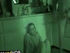 Married Couple Have Sex At Night