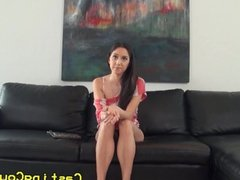 Casting couch x amateur fucks like a pro