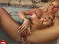 Hot cowgirl extreme gangbang