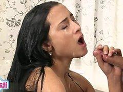 Amateur xxx best cum in mouth