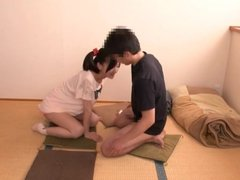 Sweet Japanese teen Mikako gets fucked