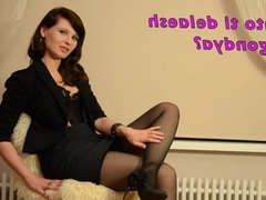 Learn languages with hot Jeny Smith