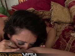 HDVPass Vannah Sterling's big booty gets crea