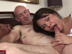 Kinky shemale Carmen Moore anal fucked