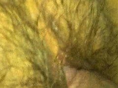 Wet & Hairy Pussy HD Closeup