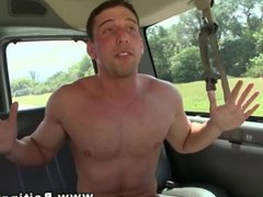 Straight jock amateur tricked into gay bj