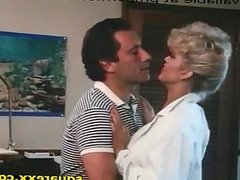 Porn movie clip from the 80`s