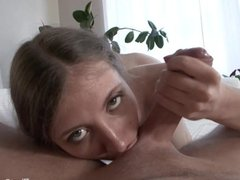 Anal porn is this young girl's fantasy