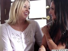 Ava Addams 69's With Daughters Lesbian Friend