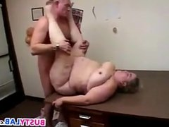 Hungry Fatty With Big Tits