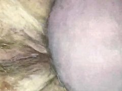 Hairy Amateur pussy having sex