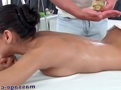Extremely hot anal sex massage