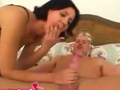 Hot Jaden in black stockings gets fucked