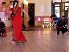 tamil hot wife dance