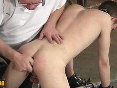 Cute Cameron learns hot to take a dildo