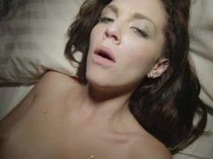 Kiera Winters loves the taste of cum
