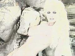 Holly Madison underwater photoshoot