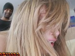 Sweet blonde chick Alyssa Branch fucking hard