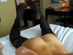 Sensual Asian Blowjob