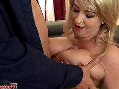 Mamma troia best blowjob